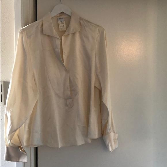 c602af8df1485 Armani Collezioni Tops - Armani Silk Blouse